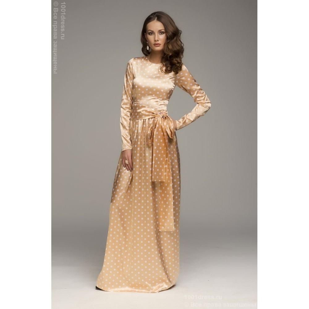 Купить Платье Золотое Вечернее Платье