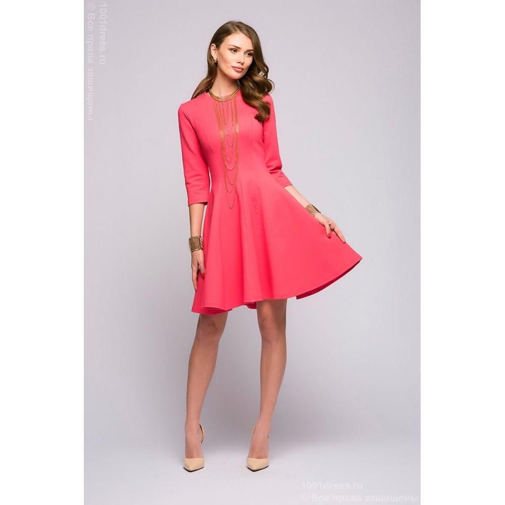 Фото платьев кораллового цвета