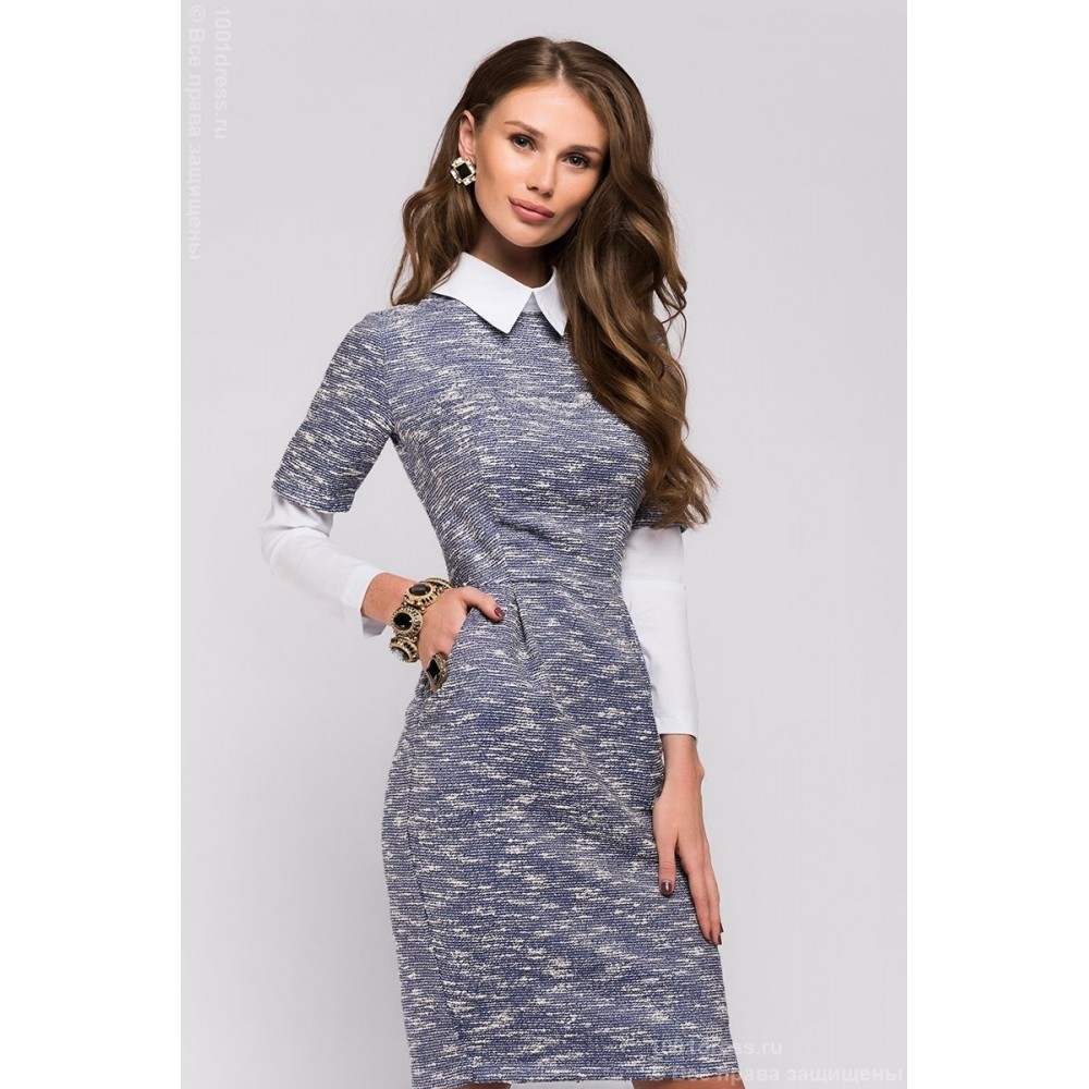 Женские платья оптом от производителя, купить
